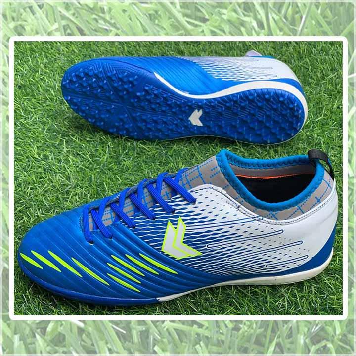 giày đá bóng màu xanh dương sigo speed