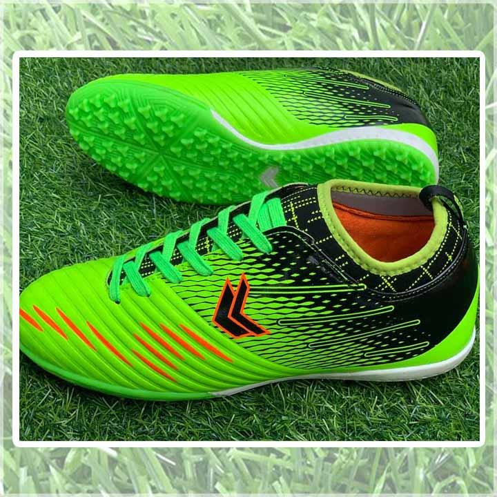 giày đá bóng màu xanh chuối sigo speed